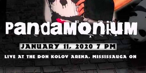 Rebelution Women's Wrestling Presents : Pandamonium