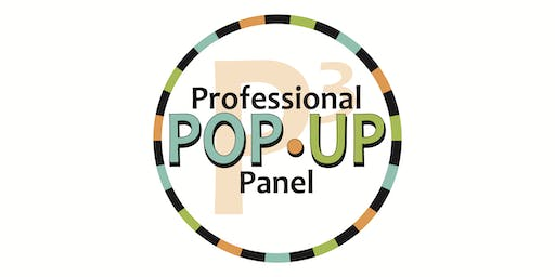 Professional Pop-Up Panel - Career Event