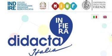 Ingresso  alla fiera Didacta 2019 studenti UNIFI - Scienze della Formazione