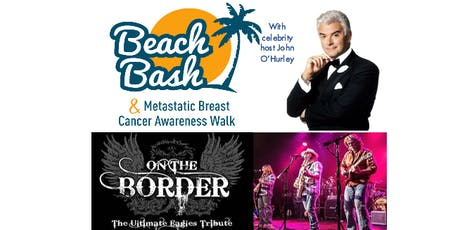Metastatic Breast Cancer Awareness Walk & Beach Party W/ Live Music tickets