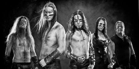 Ensiferum with Kalmah, Abigail Williams & Aenimus - Dickens, Calgary tickets