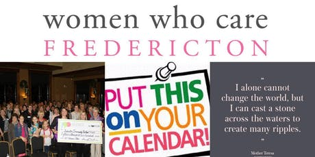 100WomenWhoCare-Fredericton Fall Meeting RSVP tickets