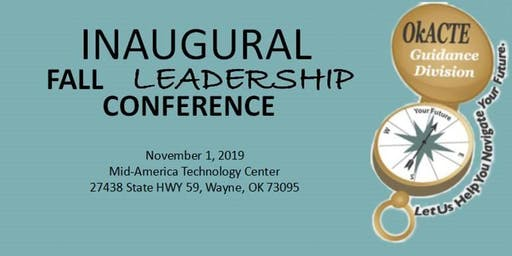 Guidance Fall Leadership Conference