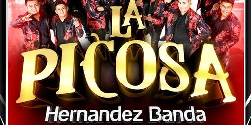 La Picosa Hernandez Banda - Picosomania Tour USA 2019