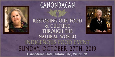 Restoring Our Food & Culture Through the Natural World tickets