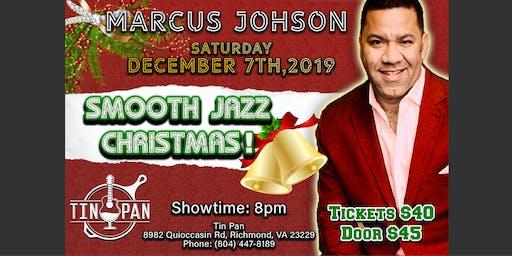 Marcus Johnson (Smooth Jazz Christmas)