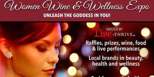 Women Wine and Wellness Expo
