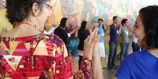 Contatos com a arte – Cultura da infância: encontro com professores e educadores
