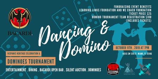 Noche de Domino: Hispanic heritage celebration & dominoes tournament