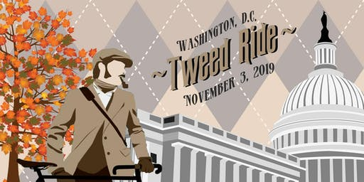 2019 DC Tweed Ride