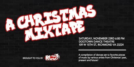 A Christmas Mixtape tickets