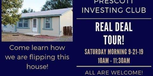 Fix N Flip Property Tour