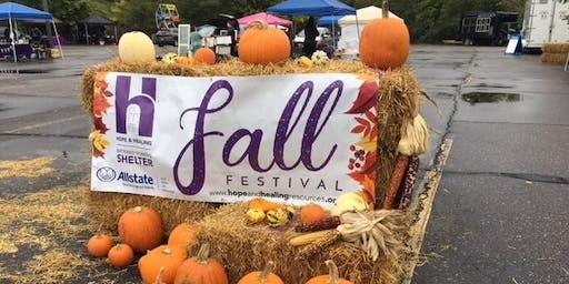 Battered Women's Shelter Fall Festival