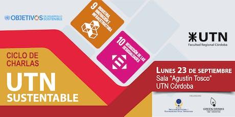 UTN Sustentable-  #ODS9 #ODS10 entradas