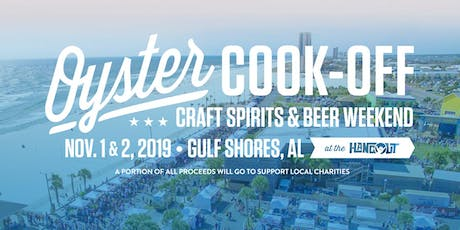 Hangout Oyster Cook-Off Craft Spirits & Beer Weekend 2019 tickets