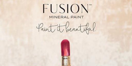 Paint it Beautiful with Fusion Mineral Paint