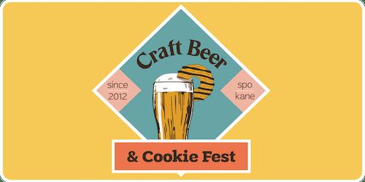 7th Annual Craft Beer & Cookie Fest Spokane