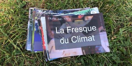 Atelier Fresque du Climat | LYON billets