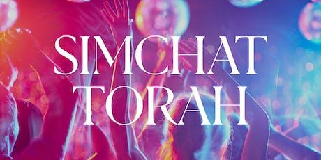Simchat Torah 2019 in Miami entradas