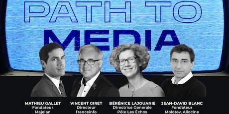 Path to Media billets