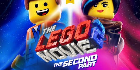 Movies Under the Stars: The Lego Movie 2: The Second Part tickets