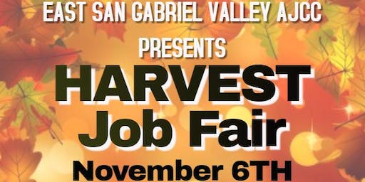 Harvest Job Fair