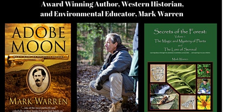 Mark Warren Presents at Park Road Books in Charlotte, NC tickets