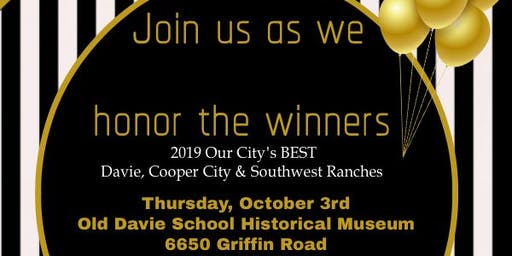 Our City's Best Awards