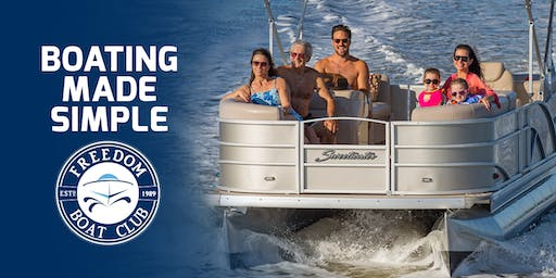 FBC of New York - Ticket Giveaway for Tobay Beach In-Water Boat Show