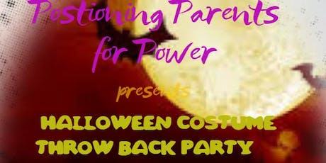 PPForP Halloween  Fundraiser tickets