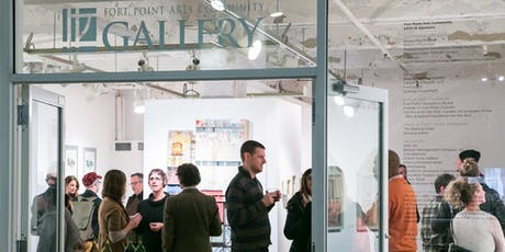 Opening Reception for 40: The FPAC Open Studios Members Show tickets