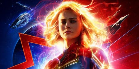 Movies Under the Stars: Captain Marvel tickets