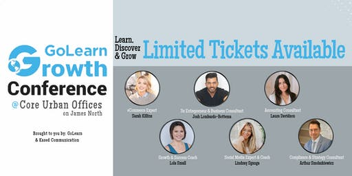 GoLearn: Growth Conference | Personal & Business Development Workshop Day