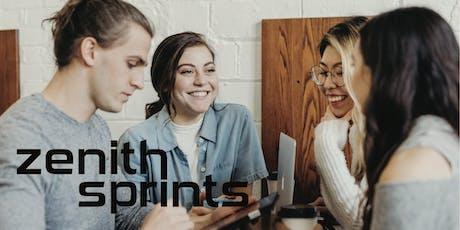 Zenith Sprint: Networking tickets
