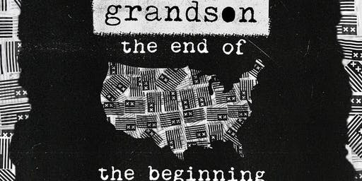 grandson - the end of the beginning w/ nothing, nowhere. & Bones