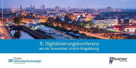 8. Digitalisierungskonferenz Tickets