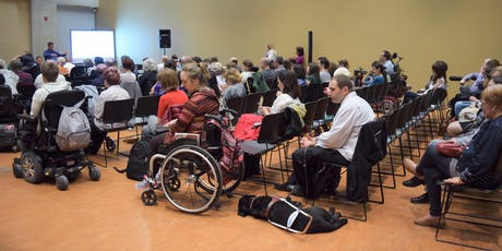 Federal Election Forum on  Accessibility and Disability Issues tickets