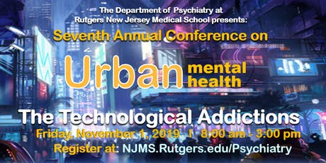 Urban Mental Health Conference tickets