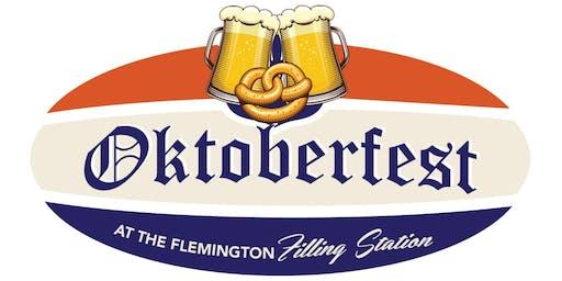 Oktoberfest at the Filling Station