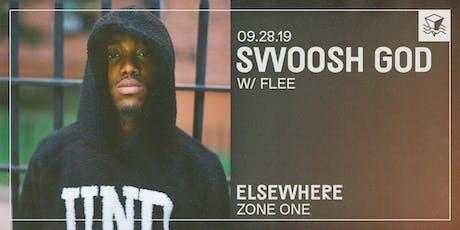 Swoosh God @ Elsewhere (Zone One) tickets