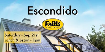Stone Brewing - Escondido | Solar Lunch & Learn - Sep 21st