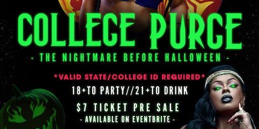 College Purge