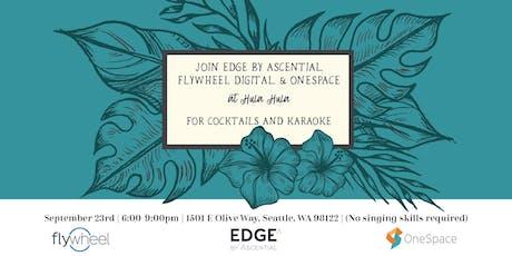 PRE^HACKATHON Cocktails & Karaoke Party tickets