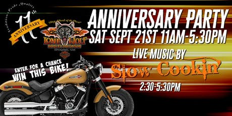 11 Year Anniversary Party tickets