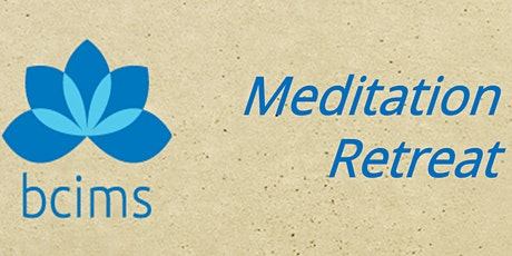 Meditation Retreat with Michele McDonald/Jesse Maceo Vega-Frey 2020aug28ssr tickets