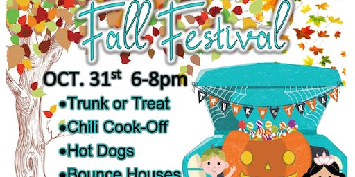 Fall Festival & Trunk or Treat