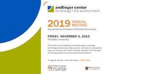 Andlinger Center for Energy and the Environment 2019...