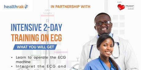 ECG Reading and Interpretation tickets