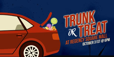 Trunk or Treat Vehicle Registration tickets