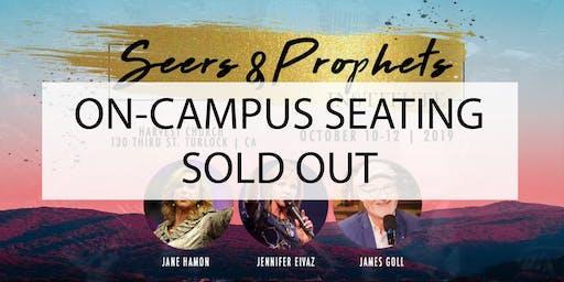 Seers & Prophets Institute 2019